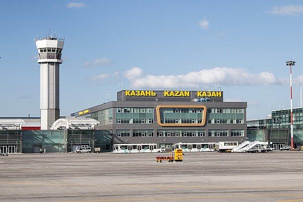 Объем пассажиропотока ваэропорту «Казань» всамом начале года составил около 2 млн человек