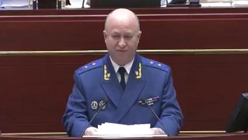 Ильдус Нафиков прокурор