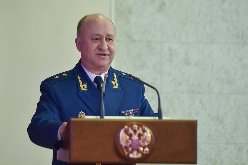 илдус нафиков фото прокурор