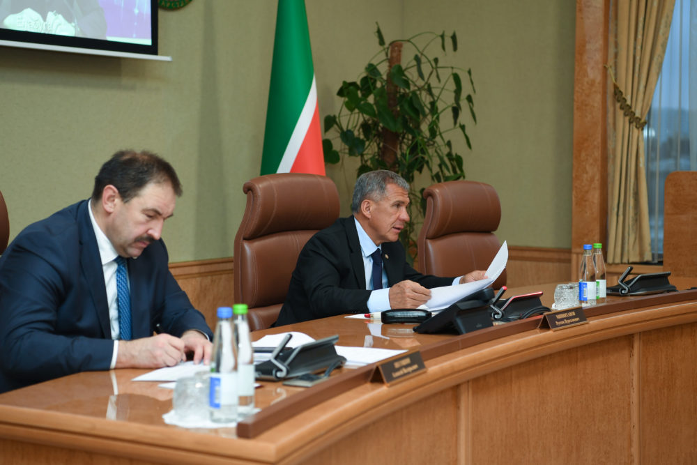 Снижение объемов продаж водки зафиксировано в18 районах Татарстана
