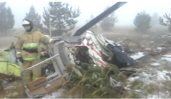 вертолет bell разбился татарстан