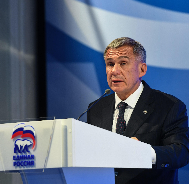 Рустам Минниханова Ер