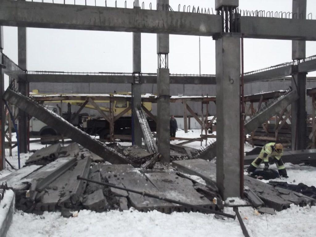 Трагедия в Челнах – плита раздавила насмерть двух строителей