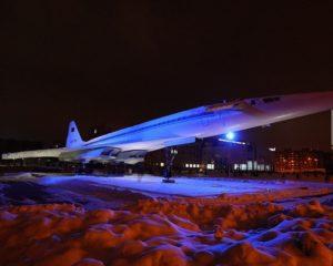 подсветка самолет книту-каи