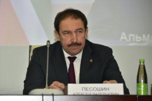 Песошин заявил о решении проблемы дольщиков Татарстана к 2020 году