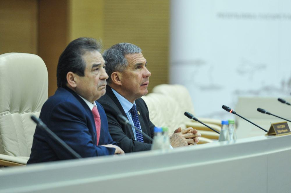 Минниханов попросил руководство РФобратить внимание намасштабные сокращения вГИБДД