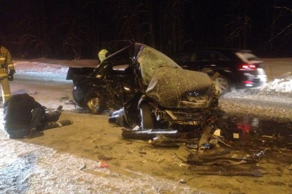ВТатарстане столкнулись 5  авто