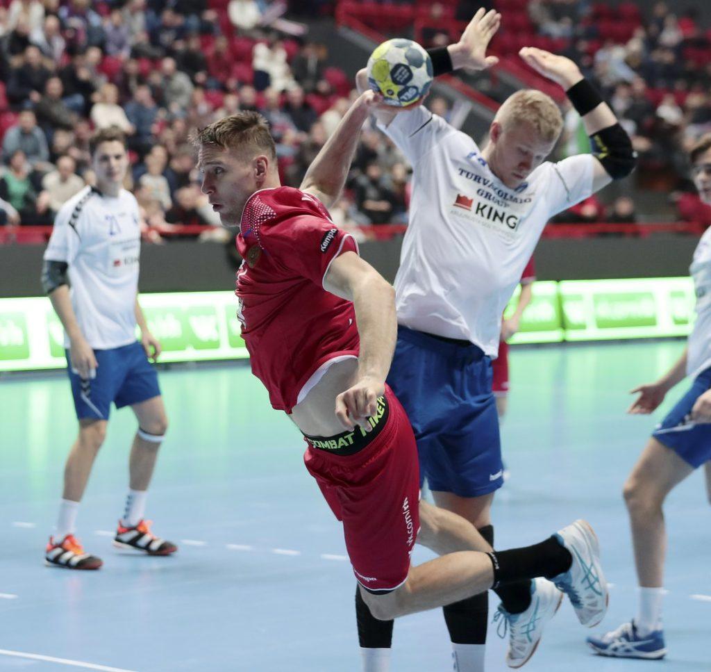 гандбол россия финляндия 2