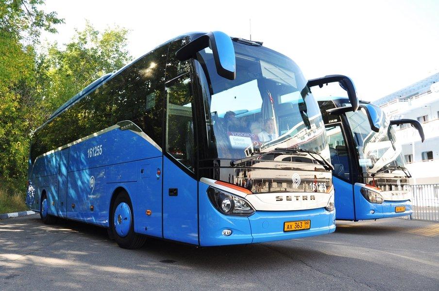 туристические автобусы