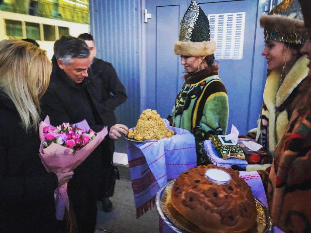 Посол США вРФ вКазани встретится сглавой Татарстана