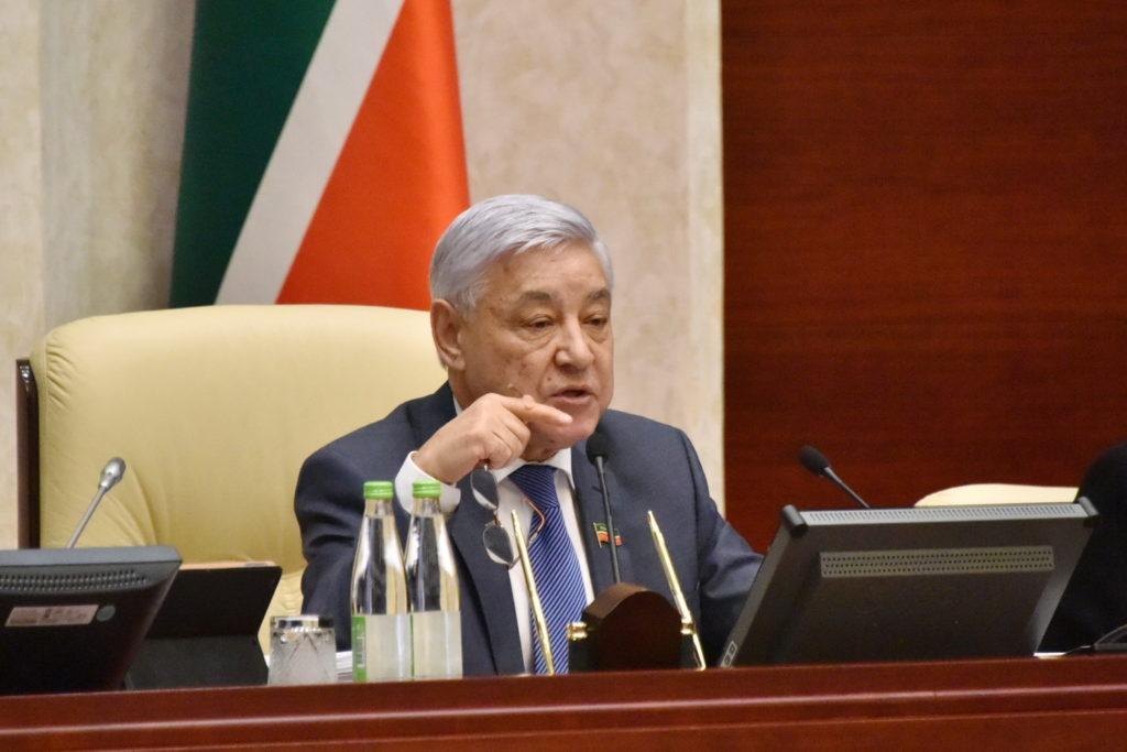 Фарид Мухаметшин