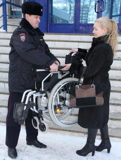 Двум жительницам Челнов грозит 5 лет колонии за кражу инвалидной коляски