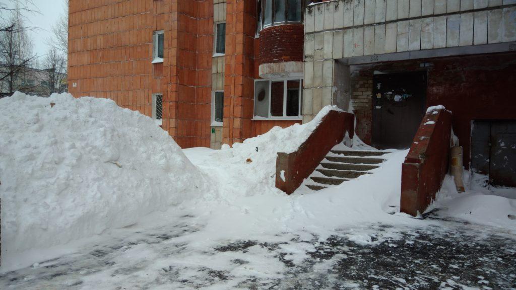 Снежная Казань