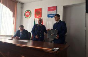 В Новошешминском районе сменился прокурор