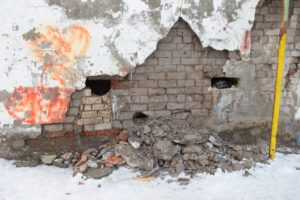 обрушение общежития зеленодольск