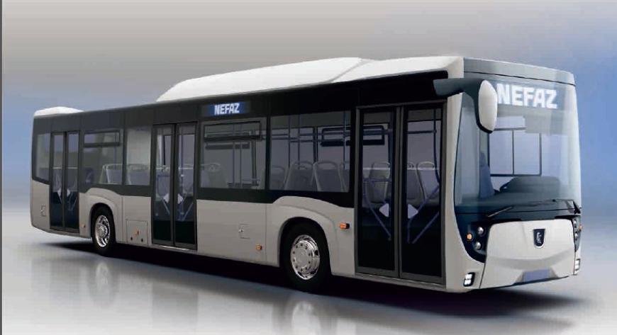 автобус природный газ