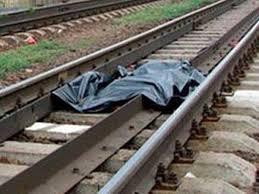 поезд сбил жертва наезда