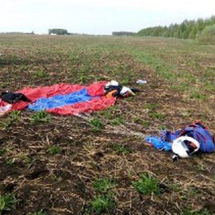 парашютисты гибель