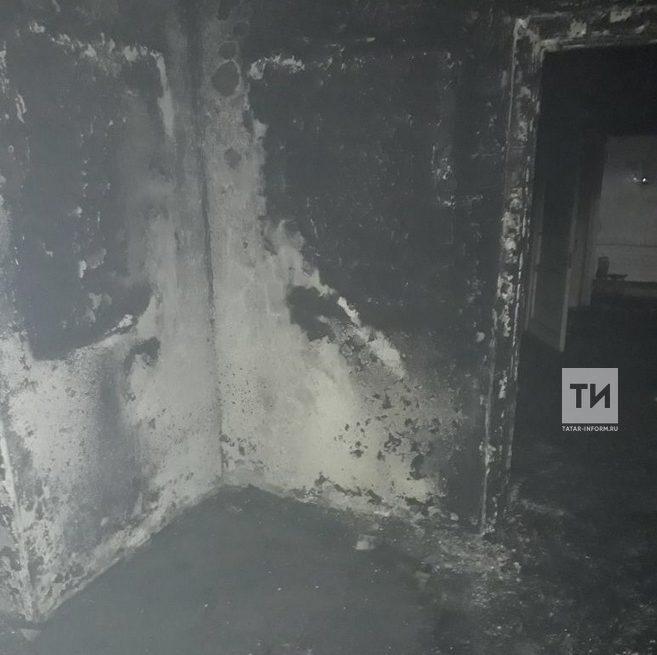 пожар детсад