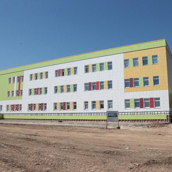 школа светлая долина