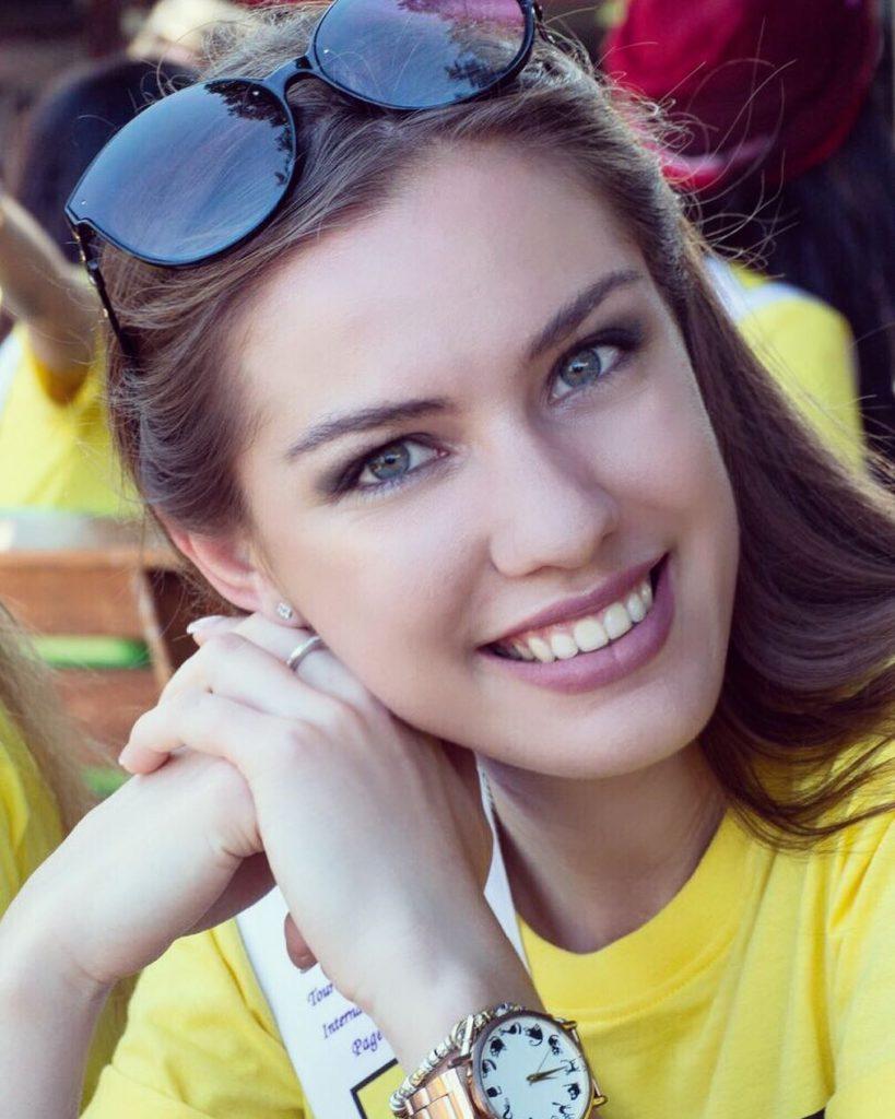Виктория Романова мисс бикини мира