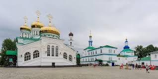 раифа монастырь