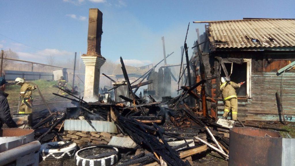 В Татарстане благодаря пожарному извещателю спаслись 12 человек