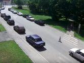 дтп пешеходный переход