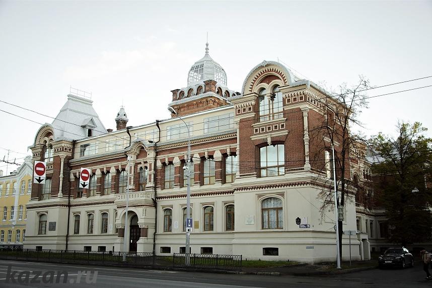 Казанское художественное училище