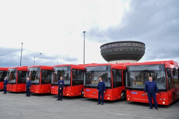 автобусы на природном газе