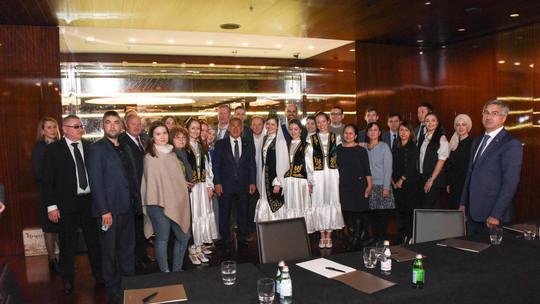 татарская община великобританн