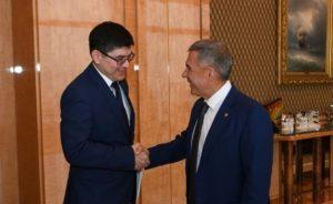 президент рт генконсул узбекистана