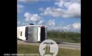 автобус авария дтп