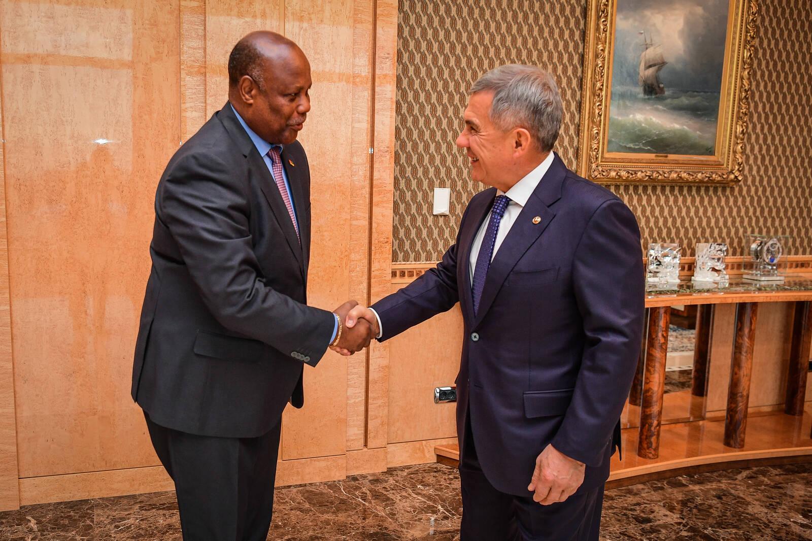 посол мозамбика